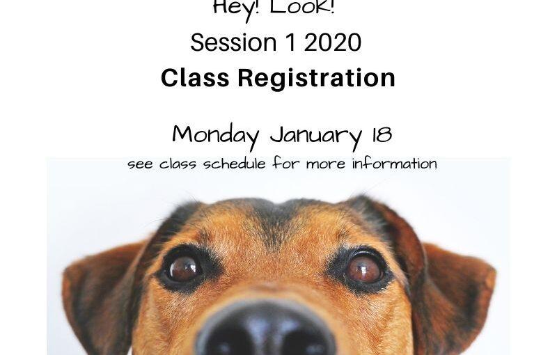 2021 Class Schedule